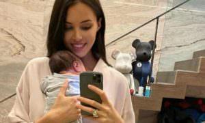 Тимати и Анастасия Решетова завели личный аккаунт в Instagram для месячного сына