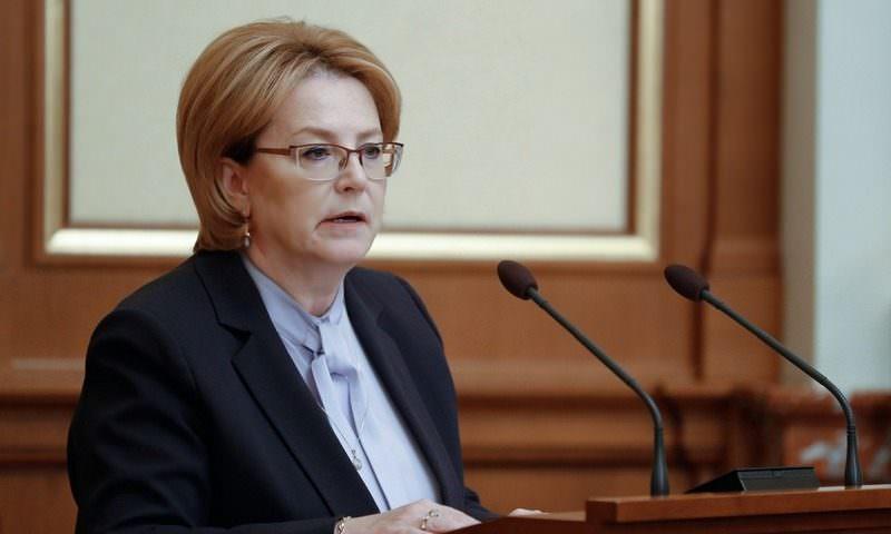 Скворцова назвала среднюю зарплату российских врачей