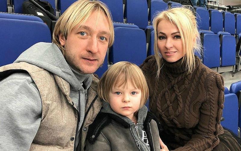 Плющенко рассказал опопытке облить егокислотой и угрозах сыну