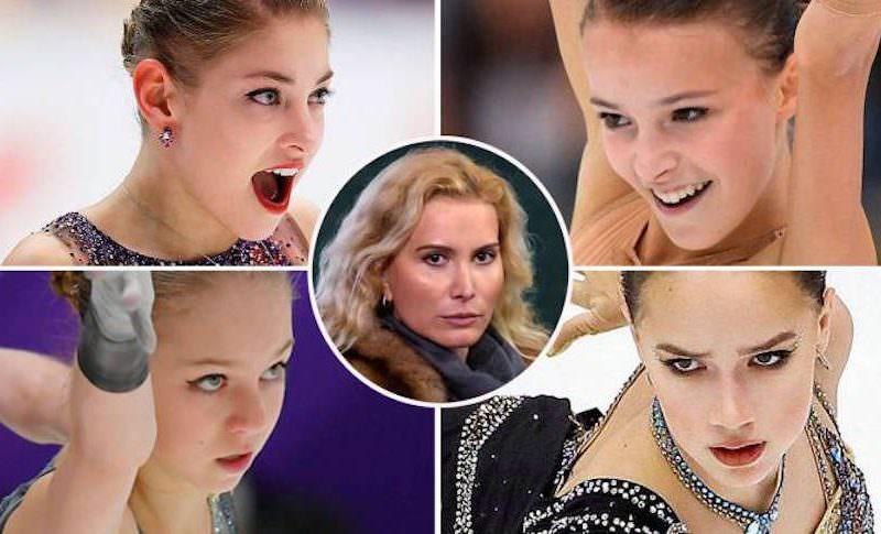 Российские фигуристки заняли весь пьедестал в финале Гран-при в Италии