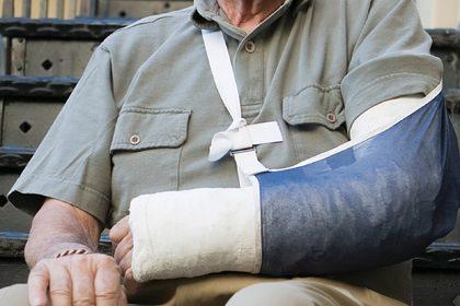 Россиянину с переломом руки диагностировали беременность