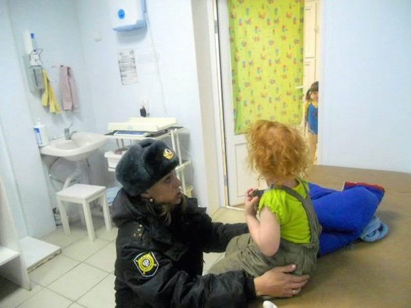 Российские полицейские просят разрешить им изымать детей из семей