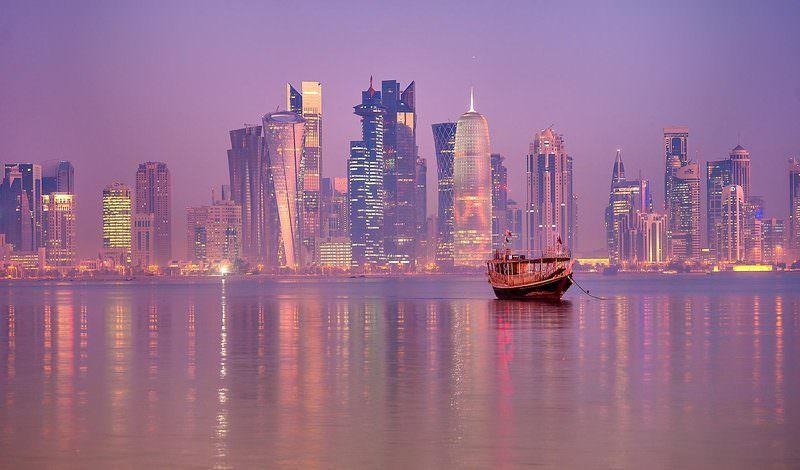 Богатейший Катар стал безвизовым для россиян - Блокнот Россия