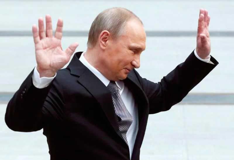 «Путинской России 20 лет, и она сильнее, чем когда-либо»: Bloomberg оценил президента - Блокнот Россия