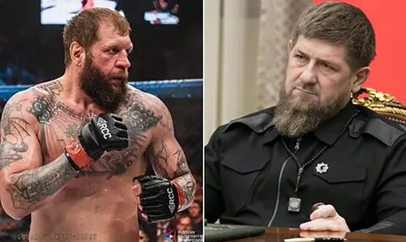 Емельяненко ответил Кадырову, вызвавшему его на бой