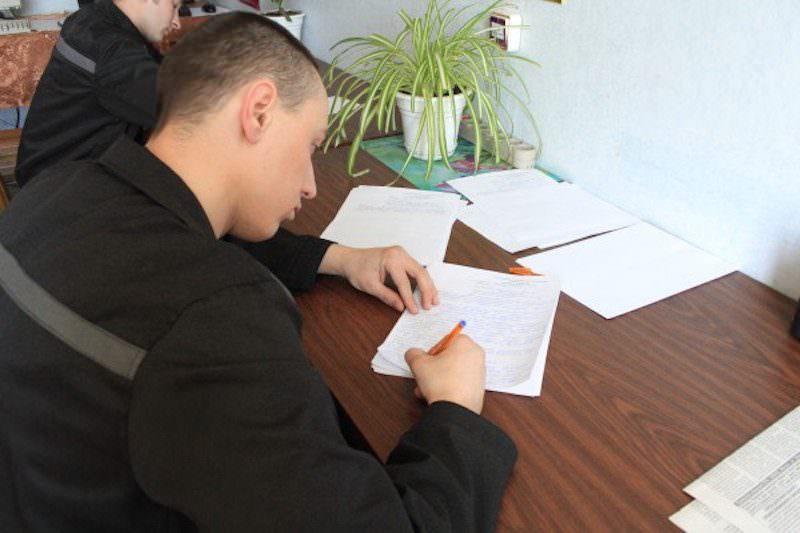 Российских заключенных вынудят писать покаянные письма своим жертвам