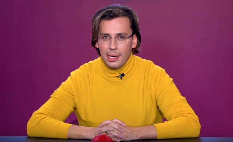 Галкин удивил Лещенко и «Пошлую Молли» вопросом о сексе