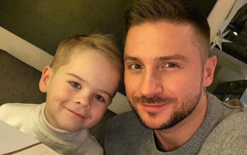 Сергей Лазарев объяснил сыну, почему у него нет мамы