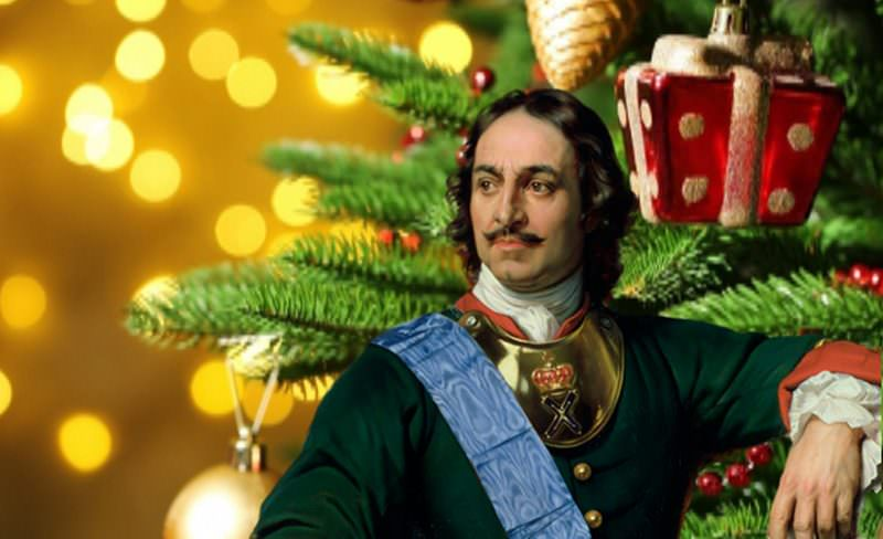 Календарь: 20 декабря - 320 лет назад Петр I учредил Новый год