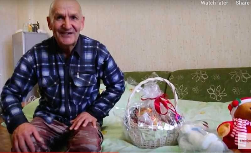 Новогоднее чудо: россияне собрали за сутки миллион рублей, чтобы помочь пенсионеру - Блокнот Россия