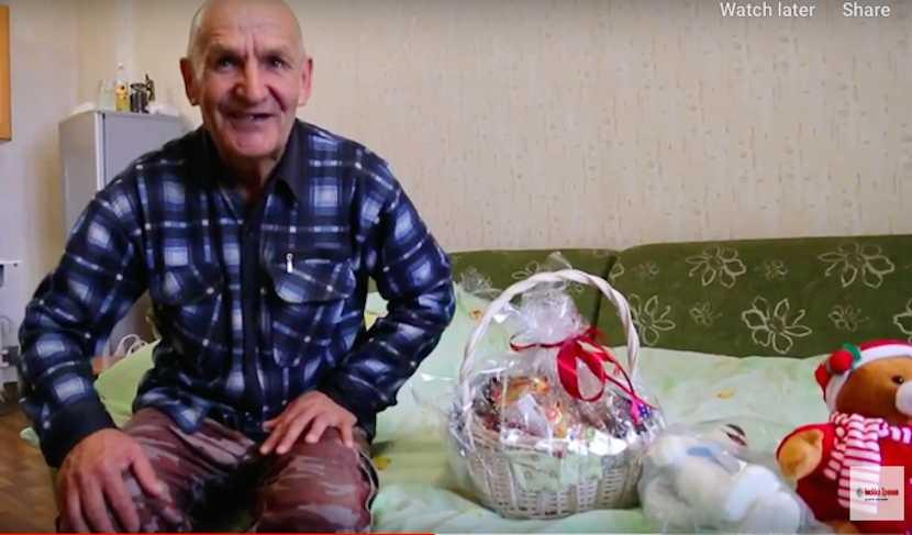 Новогоднее чудо: россияне собрали за сутки миллион рублей, чтобы помочь пенсионеру