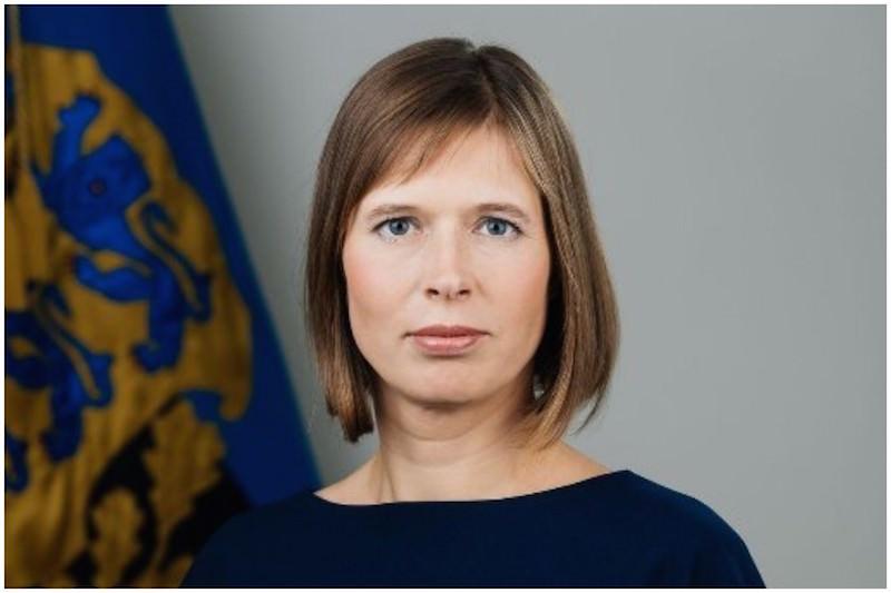 Президент Эстонии призналась, что ее внуки ходят в русский детский сад