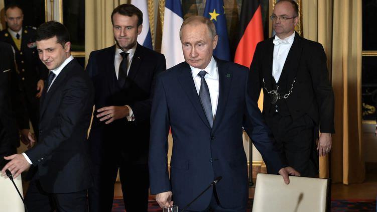 Путин остался доволен Зеленским