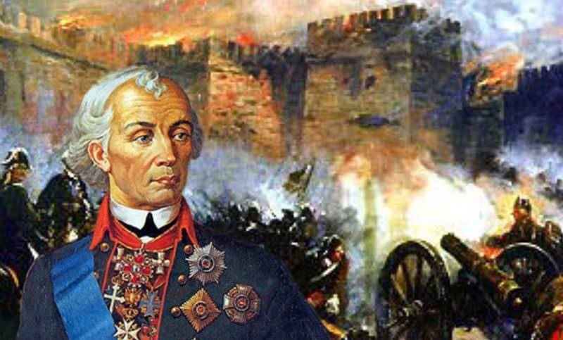 Календарь: 24 декабря - День взятия Суворовым Измаила