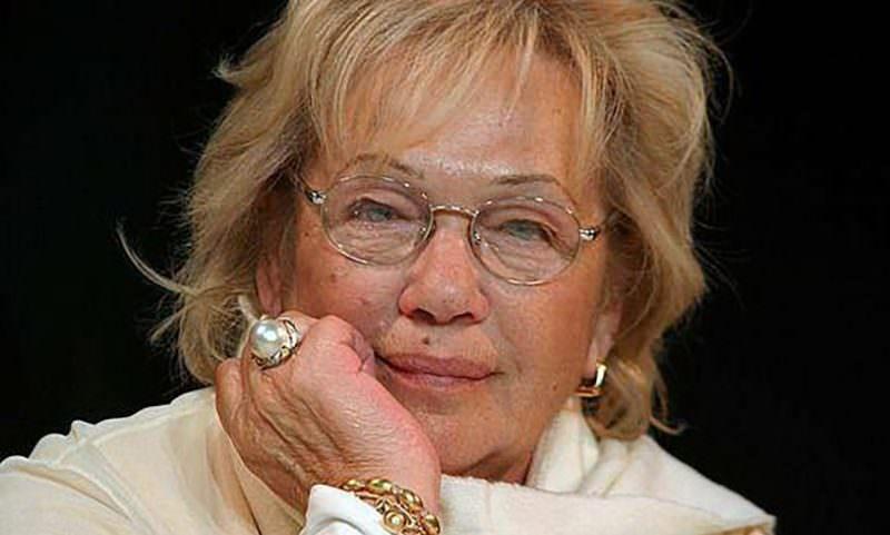 Умерла Галина Волчек на 87 году жизни