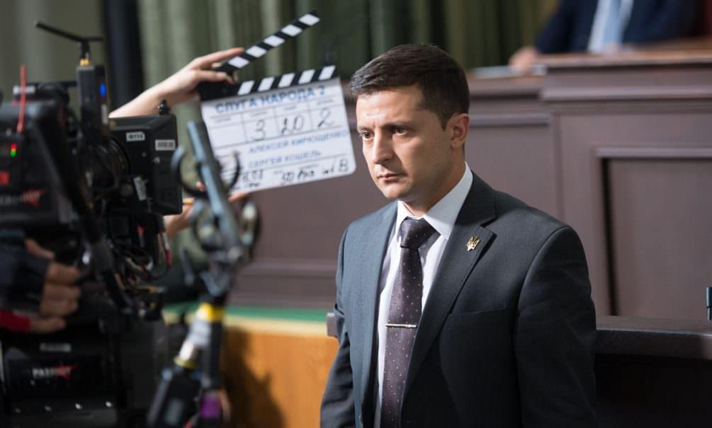 Сериал «Слуга народа» с Зеленским впервые покажут на российском телевидении