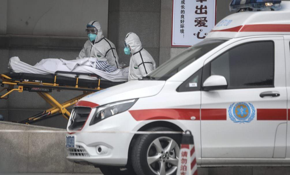 В Китае от неизвестного вируса погибли уже три человека