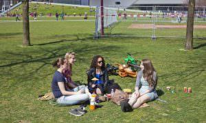 Чтобы избавить молодежь от стресса власти Амстердама решили выкупать их долги
