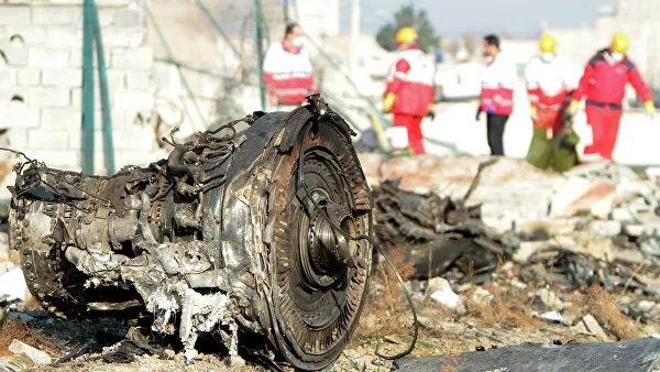 Иран опубликовал предварительный отчет о крушении украинского Boeing