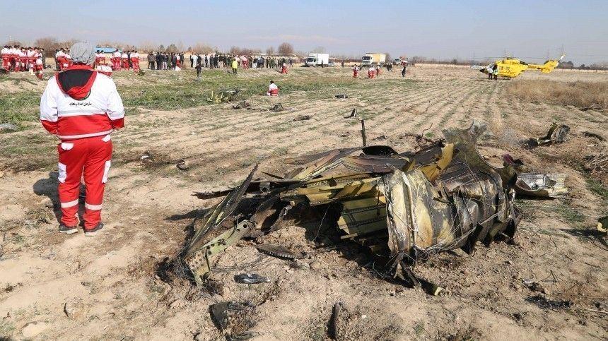 Украина переквалифицировала дело о Boeing на умышленное убийство