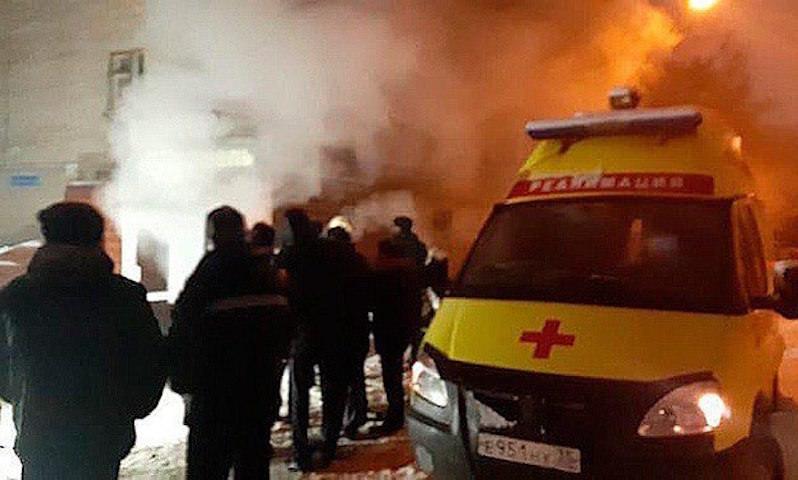 Пять человек сварились заживо в подвальном хостеле в Перми