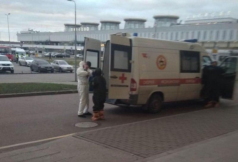 Первые случаи коронавируса в России – штамм привезли авиапассажиры в Москву и Питер