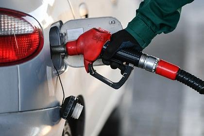В России подорожал бензин