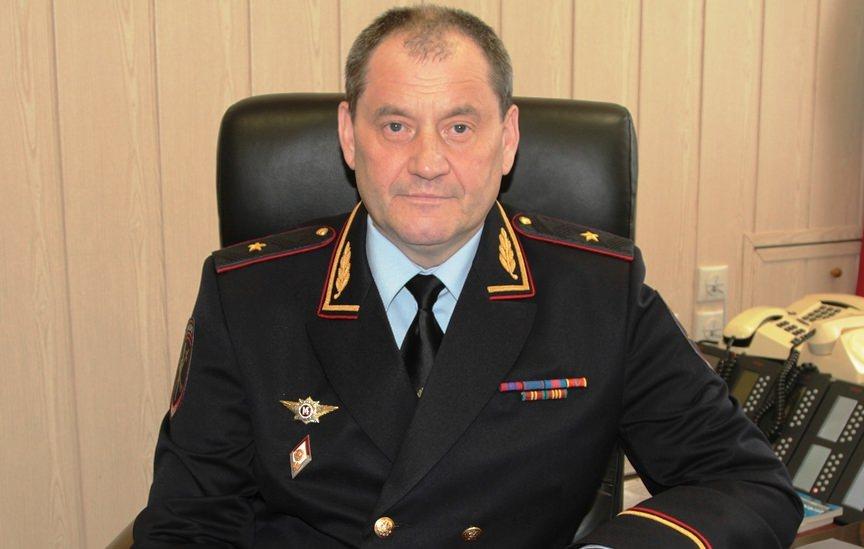 Главу МВД по Коми арестовали за взятку в 25 млн рублей
