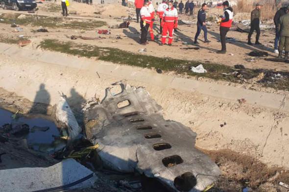 Al Hadath: украинский самолет случайно сбили силы ПВО Ирана
