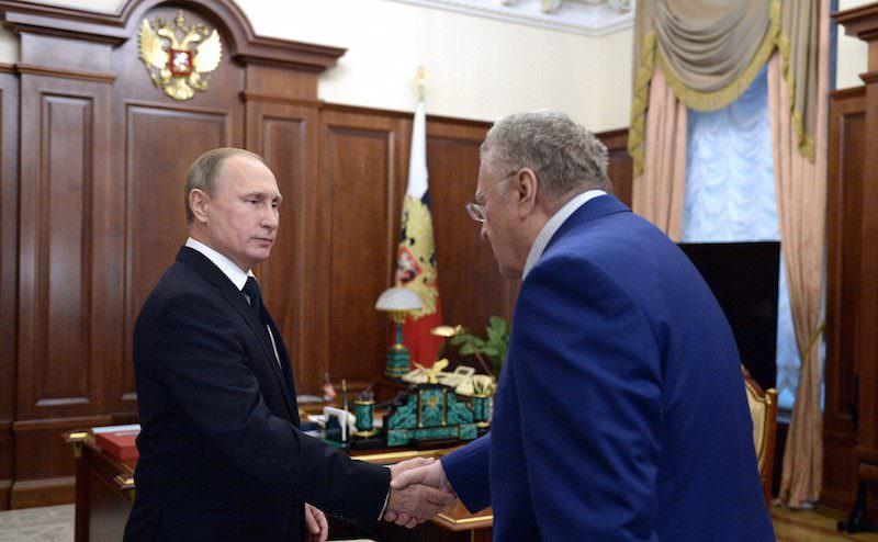 Ванга предсказала, а Жириновский «проболтался»: у России последний президент - Блокнот Россия