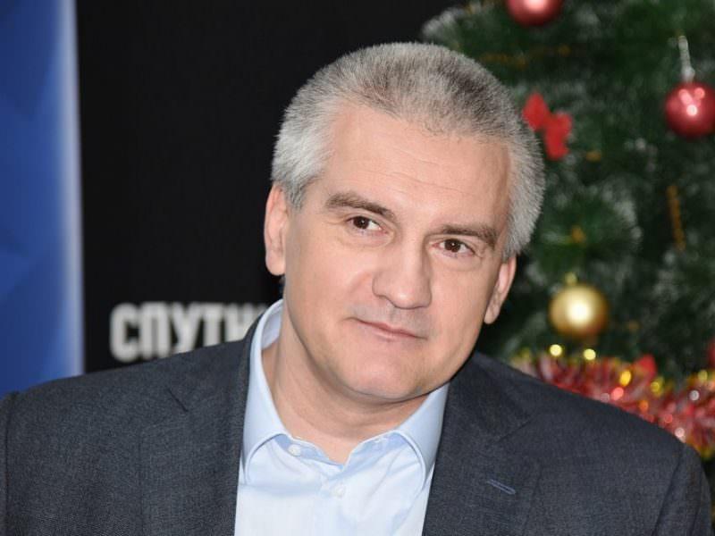 Аксенов заявил о признании украинцами российского статуса Крыма
