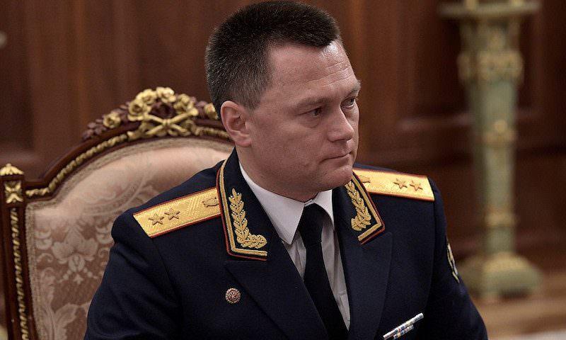 Путин назначил нового главу Генеральной прокуратуры