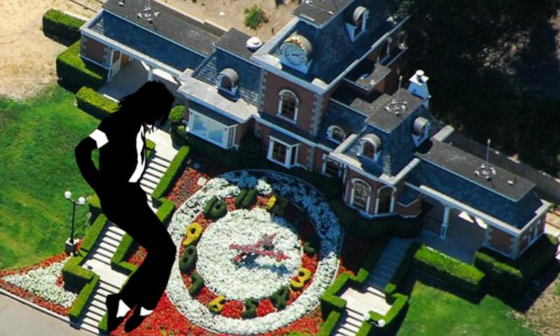 Поместье Neverland, где Майкл Джексон развлекался с несовершеннолетними, сняли с продажи