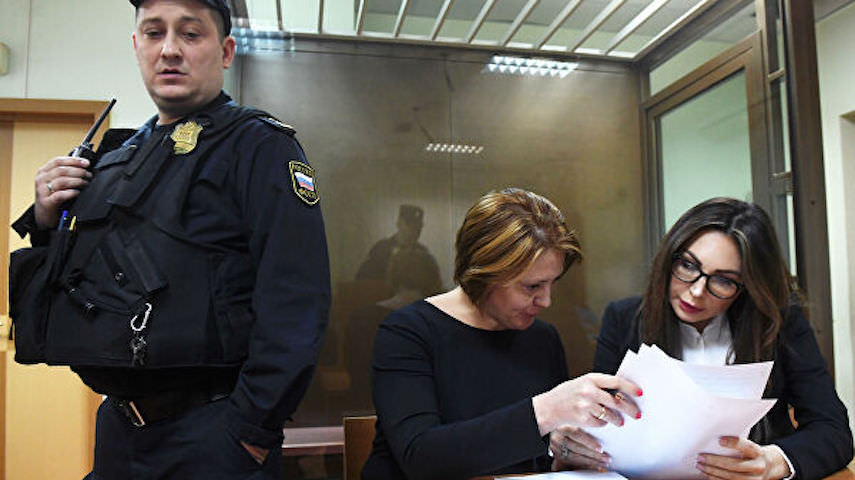 Прятавшая в трусах наркотики актриса Бочкарева отделалась штрафом в 30 тысяч