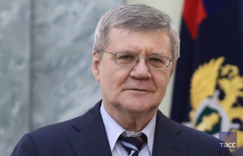 Куда «улетел» Чайка: бывший генпрокурор занял пост полпреда на Кавказе