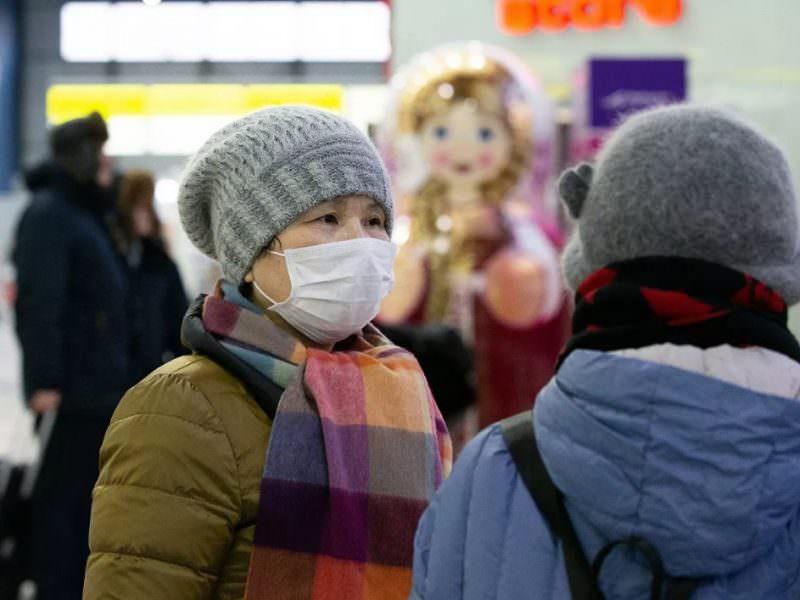 Китайским туристам запретили въезд в Россию