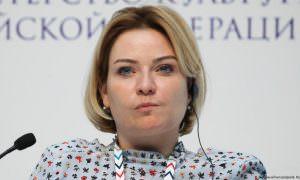 Новый министр культуры скрыла вызвавший ажиотаж аккаунт в ЖЖ