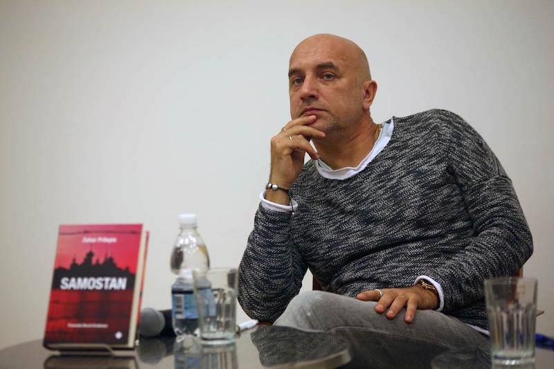 Захар Прилепин объявил о создании своей партии