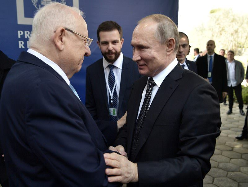 Что за еврейская бабушка в доме Путина? В Кремле рассказали, о ком же идет речь