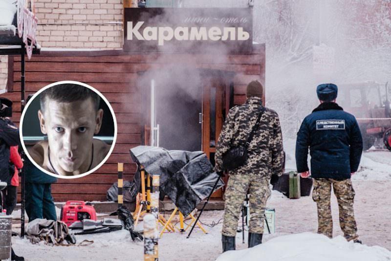 Задержан управляющий хостелом, где насмерть сварились пять постояльцев
