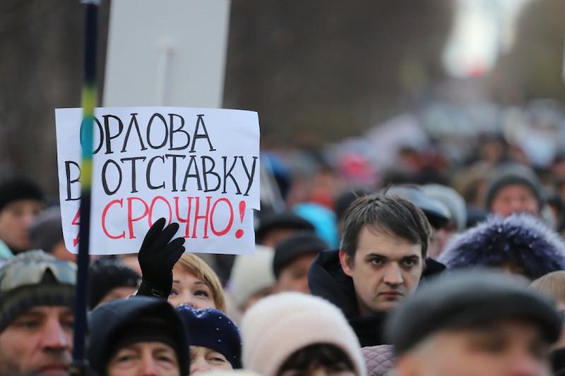 Юрий Шевелев может выставить свою кандидатуру на предстоящих выборах губернатора Архангельской области