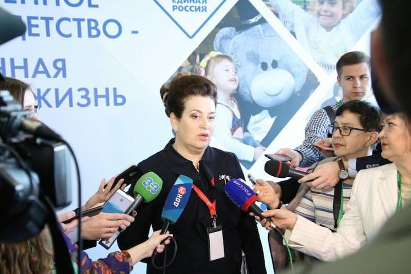 Уголовное дело не помешало министру Быковской выйти на свободу и приступить к делам