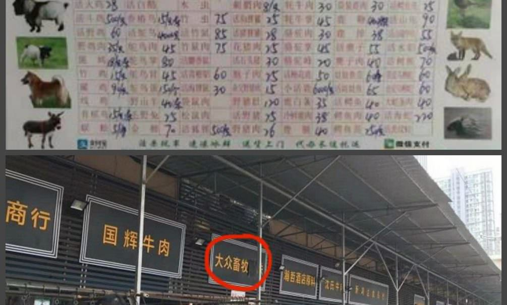 В Сети показали фото с китайского рынка, где предположительно началась вспышка коронавируса