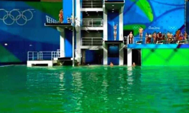 Самый большой бассейн в Дагестане отменил «женские дни»