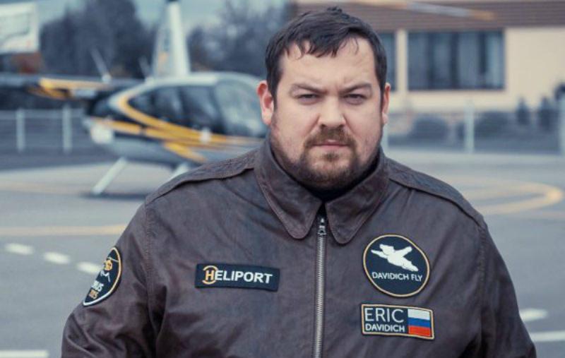 Блогер Эрик Давыдыч едва не умер на съемках проекта «Последний герой»