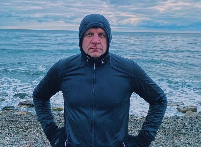 Александр Емельяненко арестован за хулиганство в Анапе