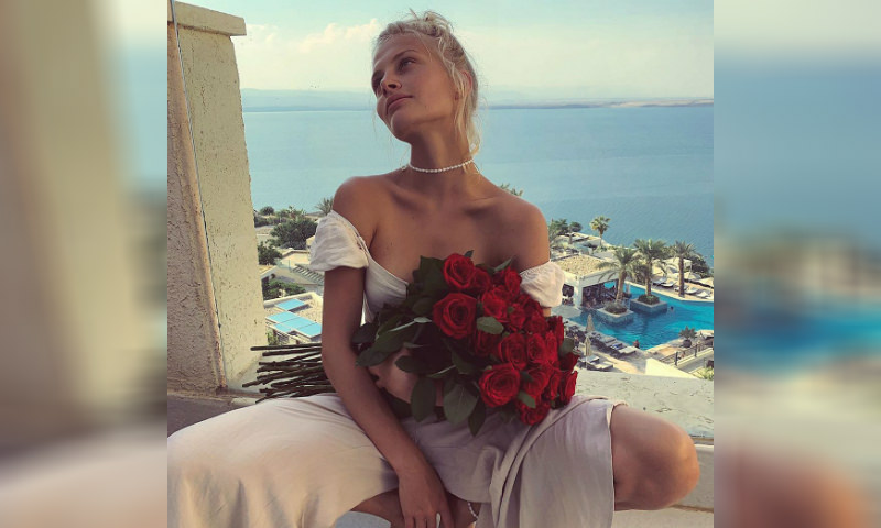 Из окна внука Никиты Михалкова выпала известная российская модель