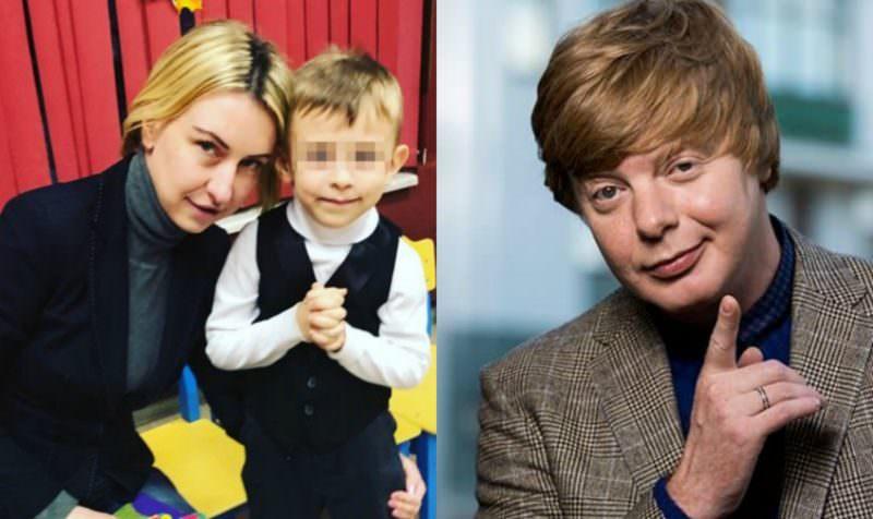 «Гоните эту аферистку в шею»: Григорьев-Апполонов ответил на заявление о внебрачном сыне