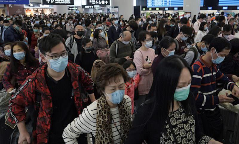 Коронавирус расползается по миру: более 1000 заболевших в Южной Корее и свыше 300 — в Италии