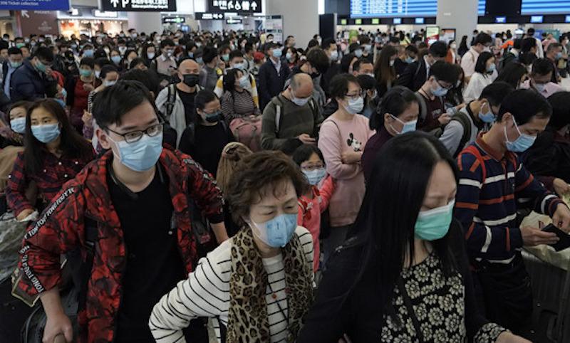 Коронавирус расползается по миру более 1000 заболевших в Южной Корее и свыше 300 — в Италии